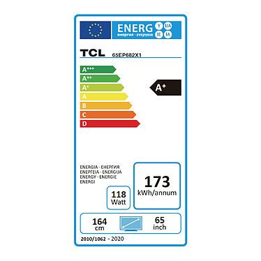 TCL 65EP682 pas cher