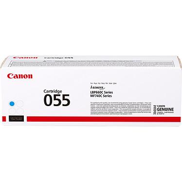 Avis Canon 055 Cyan