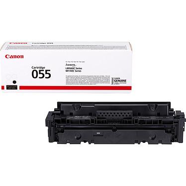 Canon 055 Noir Toner Noir (rendement jusqu'à 2100 pages)