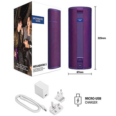 UE MegaBoom 3 Violet pas cher