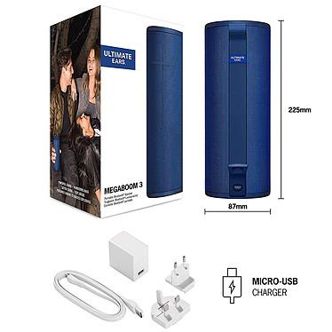 Acheter UE MegaBoom 3 Bleu