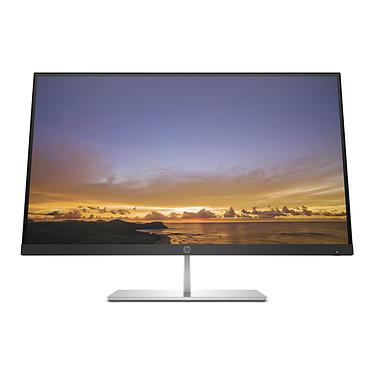 """HP 27"""" QLED - Pavilion 27 Quantum Dot 2560 x 1440 pixels - 5 ms (gris à gris) - Dalle PLS - 16:9 - Quantum Dot - HDR - HDMI / DisplayPort - Noir"""