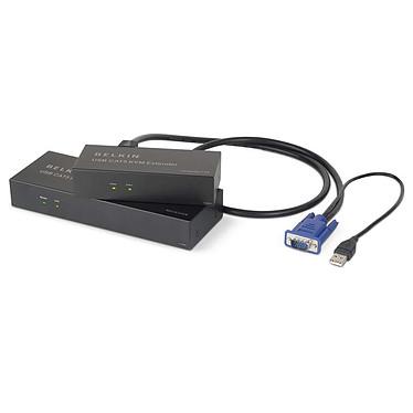 Belkin OmniView CAT 5 KVM Rallonge CAT 5 KVM - Compatible USB / VGA - Portée maximale 150 mètres