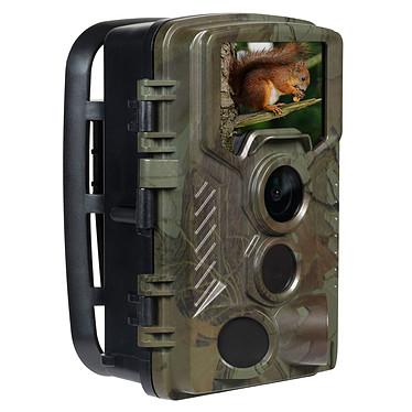Technaxx Nature Wild TX-125 Caméra de chasse Full HD 1080p sans fil fixe intérieur extérieur Jour/Nuit