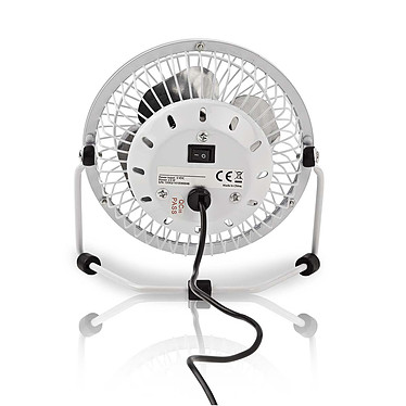 Avis Nedis Mini-Fan (Blanc)
