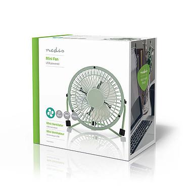 Nedis Mini-Fan (Vert) pas cher