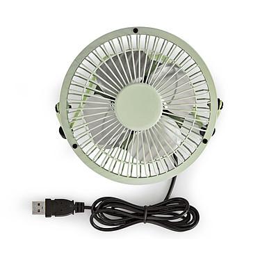 Acheter Nedis Mini-Fan (Vert)