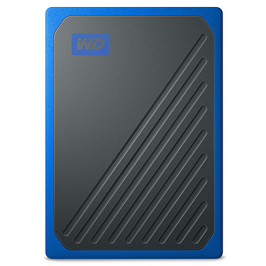"WD My Passport Go 1 To Noir/Cobalt SSD externe 2.5"" sur port USB 3.0"