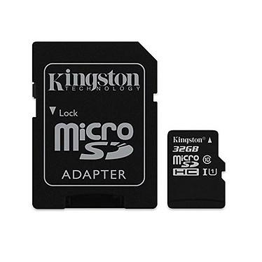 Raspberry Carte micro-SD 32 Go avec Noobs Carte mémoire avec système d'exploitation pré-chargé pour Raspberry Pi 4B