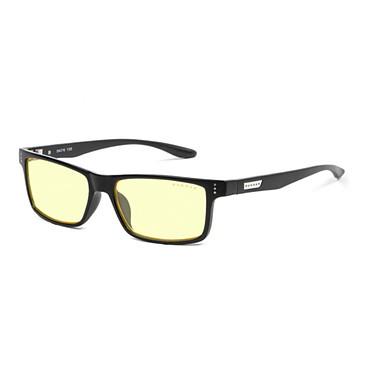 GUNNAR Cruz Onyx (ambre) Lunettes de confort oculaire pour les enfants et adolescents pour la bureautique et le gaming