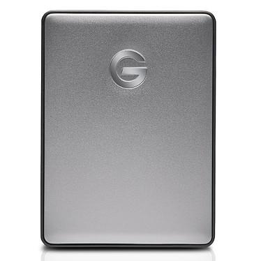 """G-Technology G-Drive Mobile USB-C 1 To Gris Disque dur externe 2.5"""" formaté pour Mac sur port USB-C 3.1 Gen 1 (3.0) - Compatible Windows après reformatage"""