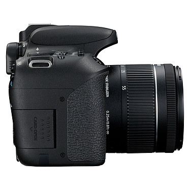 Avis Canon EOS 77D + 18-55 IS STM + Cokin T-RIV101 Riviera Classic