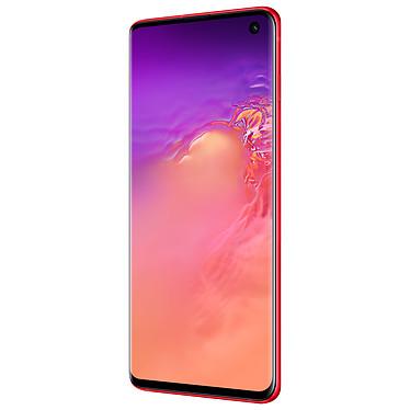 Avis Samsung Galaxy S10+ SM-G975F Rouge (8 Go / 128 Go)