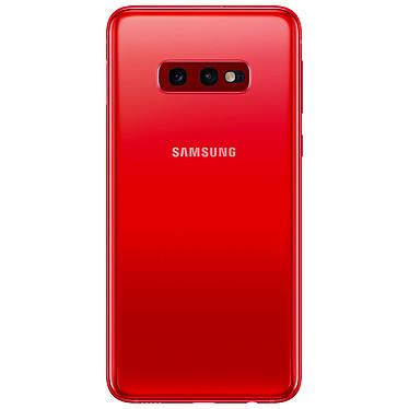 Samsung Galaxy S10e SM-G970F Rouge (6 Go / 128 Go) pas cher