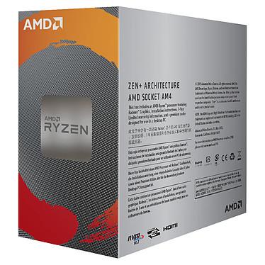 Avis AMD Ryzen 3 3200G Wraith Stealth Edition (3.6 GHz / 4 GHz) avec mise à jour BIOS
