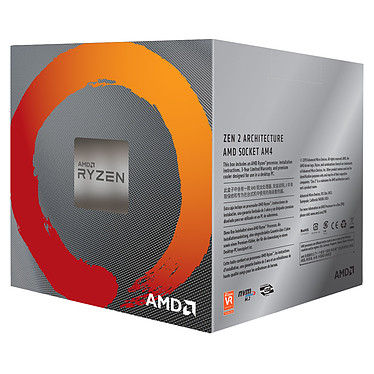Avis AMD Ryzen 7 3700X Wraith Prism LED RGB (3.6 GHz / 4.4 GHz)