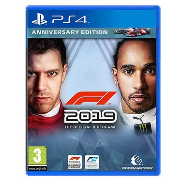F1 2019 - Édition Anniversaire (PS4) Jeu PS4 Course Formule 1 3 ans et plus