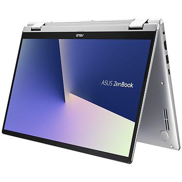 """ASUS Zenbook Flip 14 UM462DA-AI038T AMD Ryzen 5 3500U 8 Go SSD 512 Go 14"""" LED Tactile Full HD Wi-Fi AC/Bluetooth Webcam Windows 10 Famille 64 bits"""