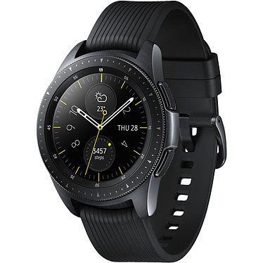 Avis Samsung Galaxy Watch eSIM Noir Carbone (42 mm)