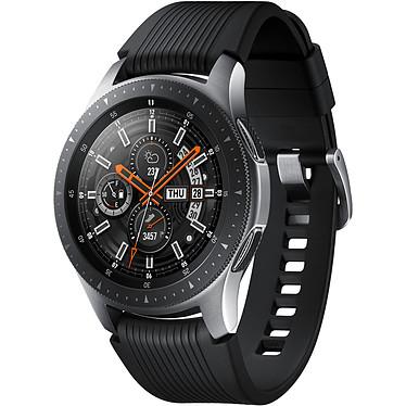Avis Samsung Galaxy Watch eSIM Gris Acier (46 mm)