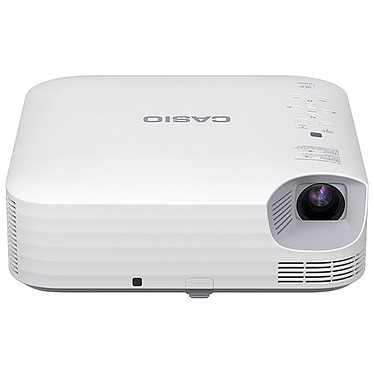 Casio XJ-S400U Vidéoprojecteur hybride Laser/LED DLP - WUXGA (1920 x 1200) - 4000 Lumens - HDMI/VGA - Haut-parleur 16 Watts