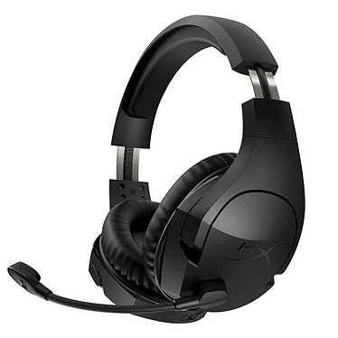 HyperX Cloud Stinger Wireless Noir Casque gaming fermé USB sans fil pour PC et Playstation 4