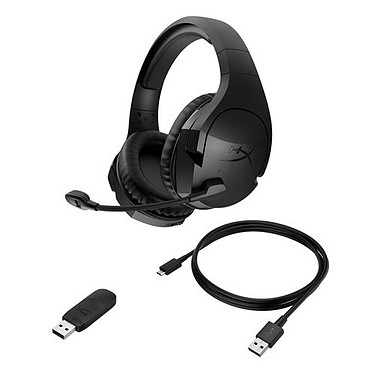 HyperX Cloud Stinger Wireless Noir pas cher
