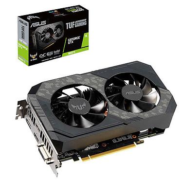 ASUS GeForce GTX 1660 Ti TUF-GTX1660TI-O6G-GAMING