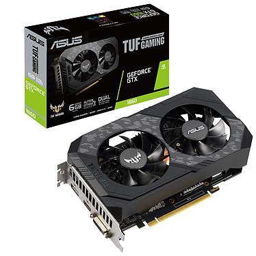 ASUS GeForce GTX 1660 TUF-GTX1660-6G-GAMING