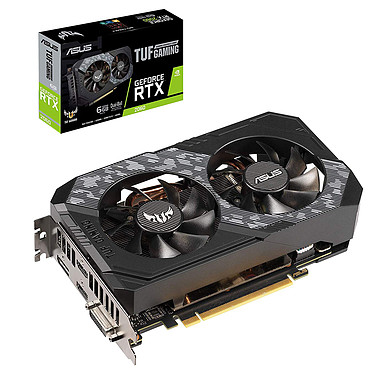 ASUS GeForce RTX 2060 TUF-RTX2060-6G-GAMING