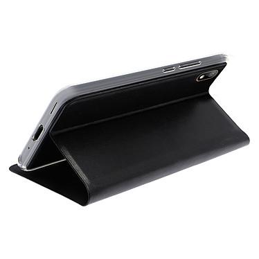 Acheter Akashi Etui Folio Porte Carte Noir Huawei Y5 2019