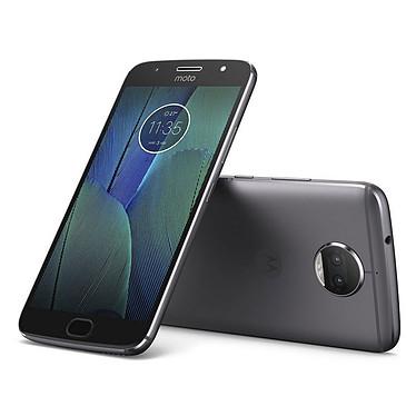 Opiniones sobre Motorola Moto G5s Plus Gris Libre