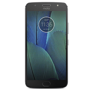 "Motorola Moto G5s Plus Gris Libre Smartphone 4G-LTE Dual SIM - Snapdragon 625  8-core 2.0 GHz - RAM 3 GB - Pantalla táctil 5.5"" 1920 x 1080 - 32 GB - Bluetooth 4.2 - 3000 mAh - Android 7.1"