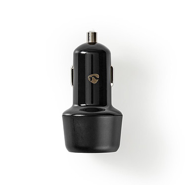Acheter Nedis USB-C Car Charger Noir