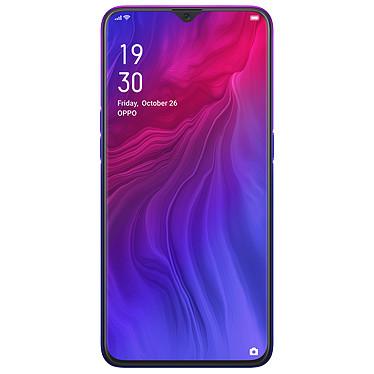 "OPPO Reno Z Violet Smartphone 4G-LTE Advanced Dual SIM - Helio P90 8-Core 2.2 GHz - RAM 4 Go - Ecran tactile 6.4"" 1080 x 2340 - 128 Go - Bluetooth 5.0 - 4035 mAh - Android 9.0"