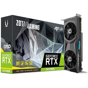 ZOTAC GeForce RTX 2070 SUPER AMP 8 Go GDDR6 - HDMI/Tri DisplayPort - PCI Express (NVIDIA GeForce RTX 2070 SUPER)