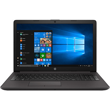 "HP 250 G7 (6EC12EA) Intel Core i7-8565U 8 Go SSD 256 Go 15.6"" LED Full HD Graveur DVD Wi-Fi AC/Bluetooth Webcam Windows 10 Professionnel 64 bits"