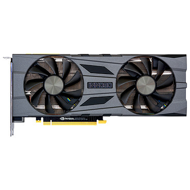 Avis INNO3D GeForce RTX 2070 SUPER TWIN X2 OC