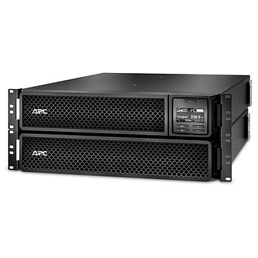 APC Smart-UPS SRT 2 200 VA RM Onduleur On-line Double conversion 230V (USB / Fast Ethernet / RJ-45 / SmartSlot) - Rack 2U - Carte de gestion AP9631 pré-installée