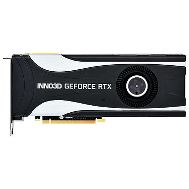 Avis INNO3D GeForce RTX 2070 SUPER JET