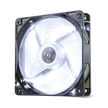 Comprar Nox Coolfan 120 LED Blanco