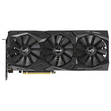Avis ASUS GeForce RTX 2060 SUPER ROG-STRIX-RTX2060S-O8G-EVO-GAMING