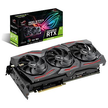 ASUS GeForce RTX 2070 SUPER ROG-STRIX-RTX2070S-A8G-GAMING 8 GB GDDR6 - Dual HDMI/Dual DisplayPort/USB Type-C - PCI Express (NVIDIA GeForce RTX 2070 SUPER)