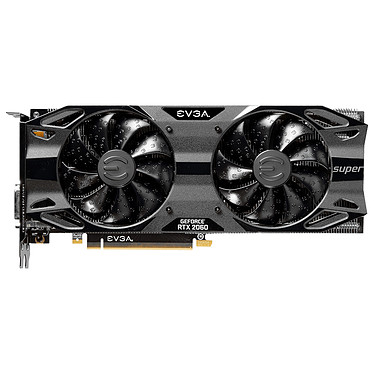 Avis EVGA GeForce RTX 2060 SUPER SC ULTRA GAMING