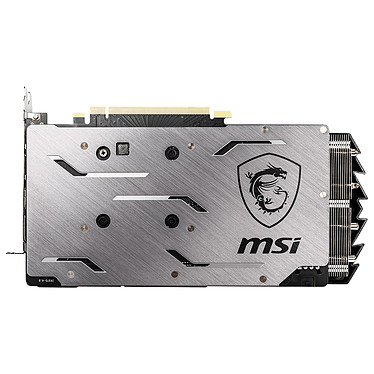 Acheter MSI GeForce RTX 2060 SUPER GAMING X