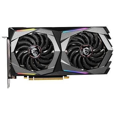 Avis MSI GeForce RTX 2060 SUPER GAMING X