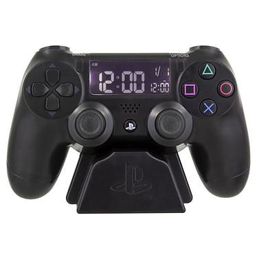Paladone PlayStation Alarm Clock Réveil numérique en forme de manette PlayStation
