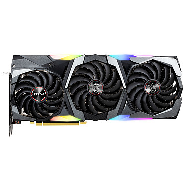 Avis MSI GeForce RTX 2070 SUPER GAMING X TRIO
