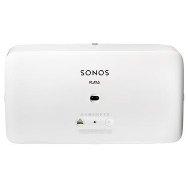 Audio-Technica AT-LP60XUSB Gris + SONOS PLAY:5 2e Génération Blanc (par paire) pas cher