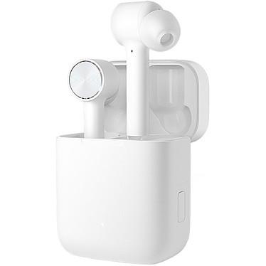 Xiaomi Mi True Wireless Earphones Écouteurs intra-auriculaires sans fil Bluetooth avec micro intégré et boîtier de charge/transport